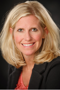 Angie Heuck is the Director of the Saint Michael's Hospital Foundation